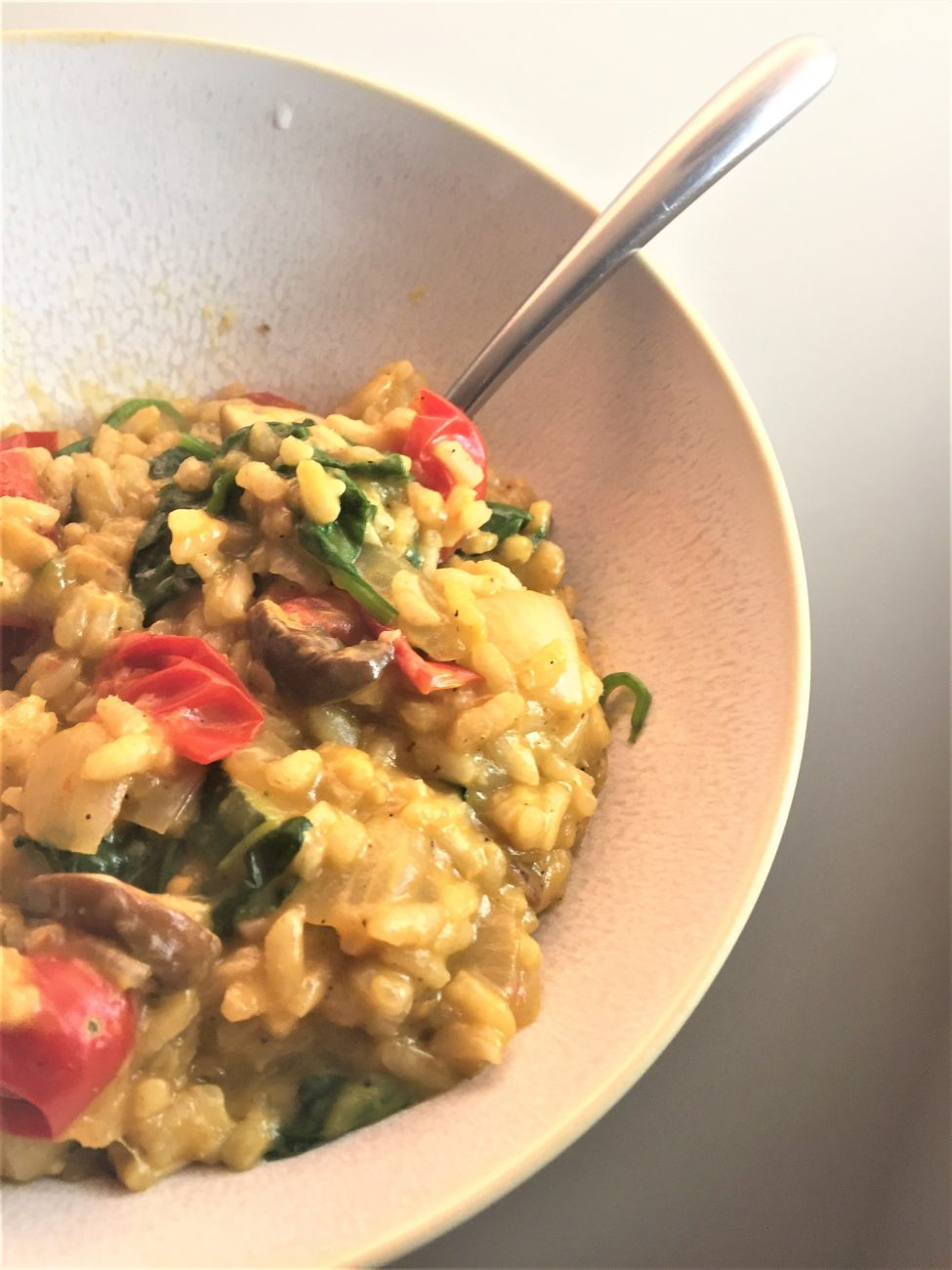 Recipe: Vegetable Risotto – Green Life Market